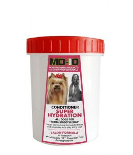MD10 Conditioner Super Hydration 500ml Approx 25 Litre Diluted; Afghan Hound Lhasa Apso Poodle Bichon